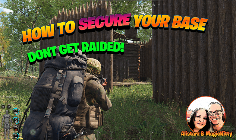 How To Secure Base From Being Raided