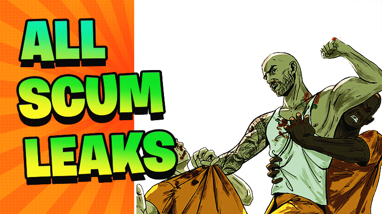 All The Scum LEAKS! Whats Coming To Scum