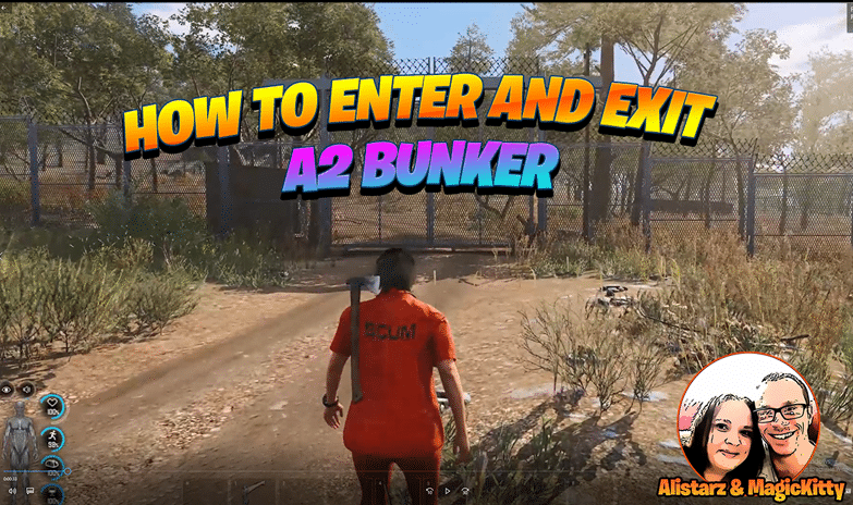 How to Enter and Exit A2 Bunker