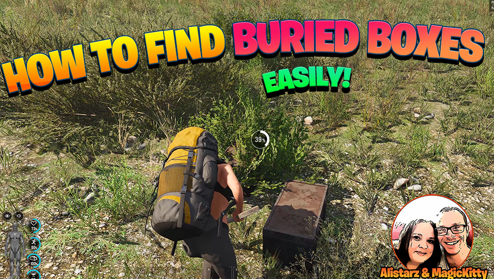 How To Find Buried Boxes EASILY