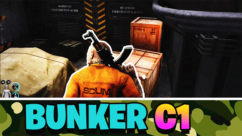 How to Enter and Exit C1 Bunker