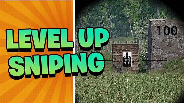 How to LEVEL UP your Sniping Skill