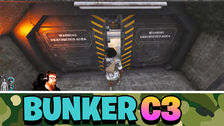 How to Enter and Exit C3 Bunker