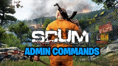 Scum Game Admin Commands