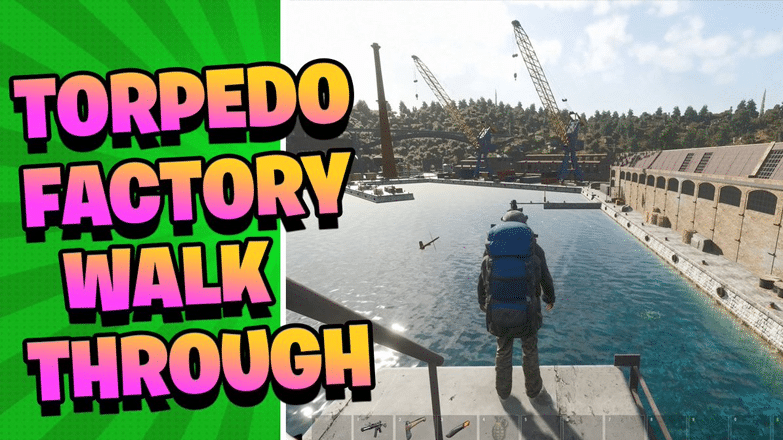 Scum Torpedo Factory Walkthrough